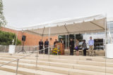 Clark Library Dedication Ceremony, 2013